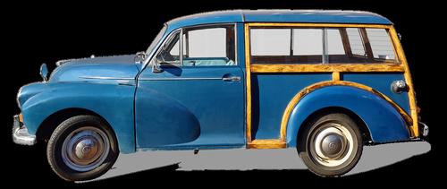 morris minor 1000 traveller in 1966  morris minor  auto
