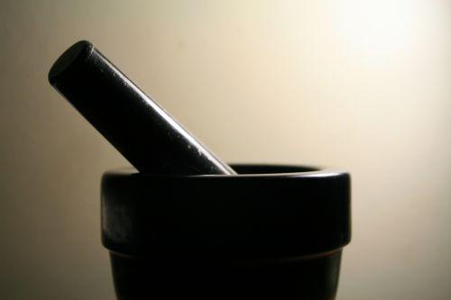 skiedinys, pestle, juoda, granitas, sutraiškyti, skiedinio pestle
