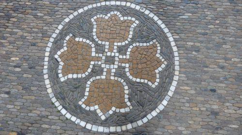 mosaic road symbols