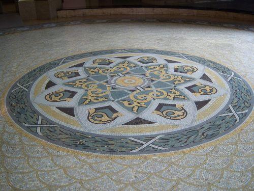 mosaic centro cultural banco do brasil são paulo