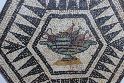 mosaic rome vestige