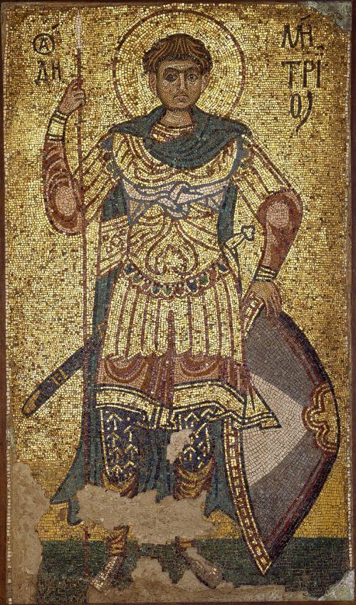 mosaic halo holy