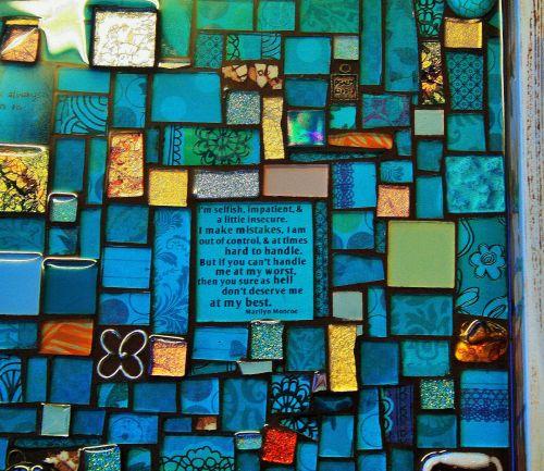 Mosaic Handwork