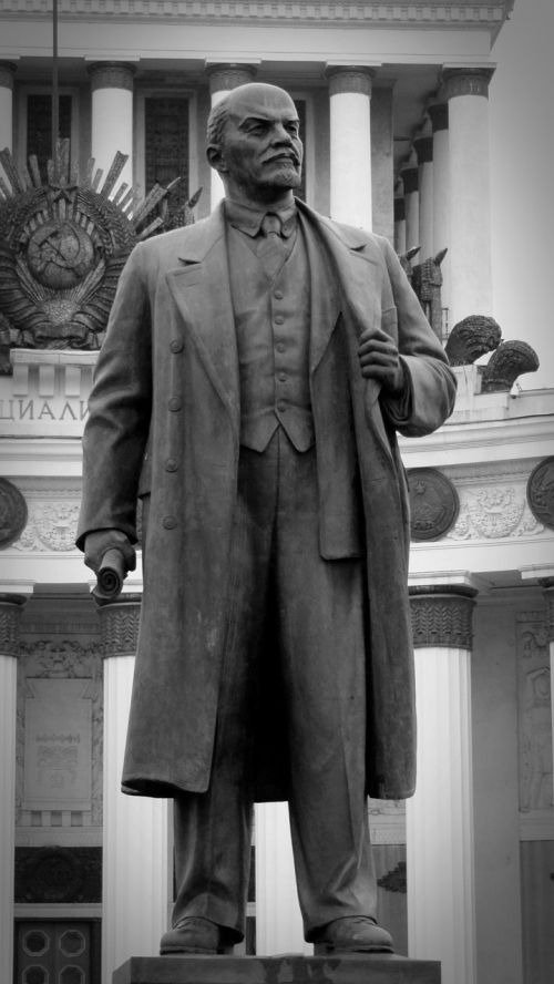 moscow lenin historically