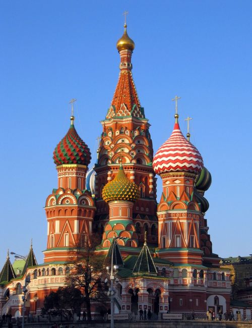 moscow red square historically
