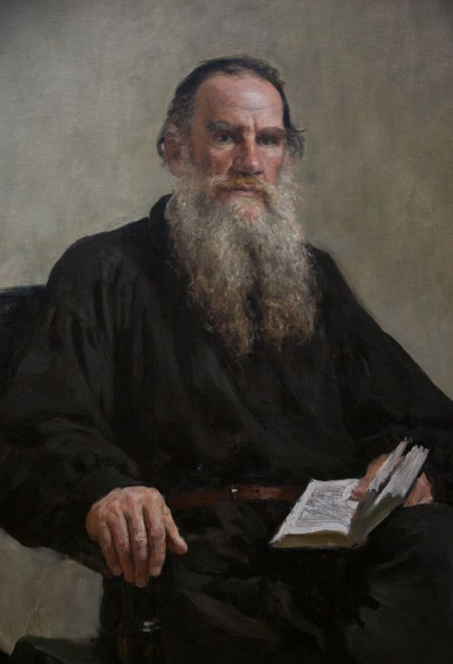moscow tolstoy writer