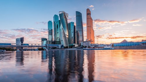 moscow  city  moscow city