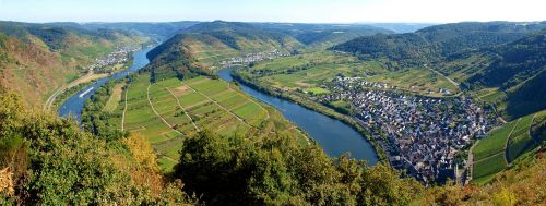 mosel calmont bend