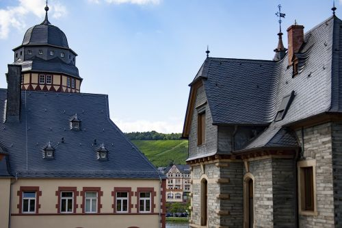 mosel bernkastel kues old town