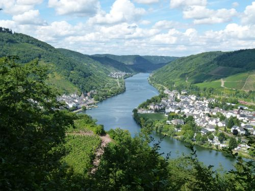 mosel alf the moselle valley