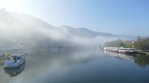 mosel  morning  fog