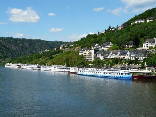 mosel boat trip boats