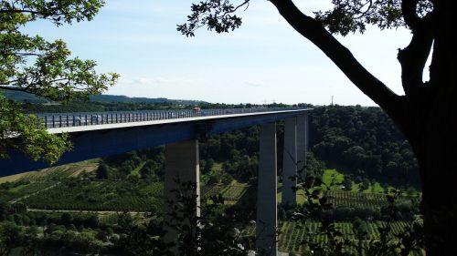 mosel bridge highway bridge highway