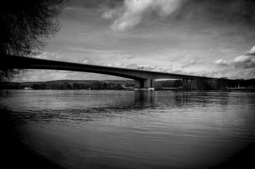 moseltralbrücke highway bridge highway