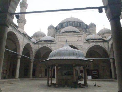 moše,istanbulas,Islamas