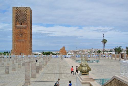 mosque rabat unfinished