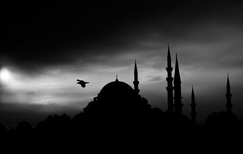 cami minaret istanbul