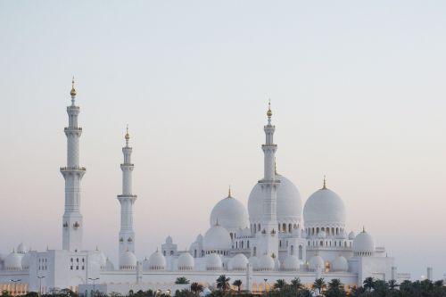 mosque abu dhabi grand
