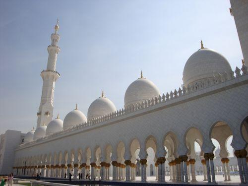 mosque emirates abu dhabi