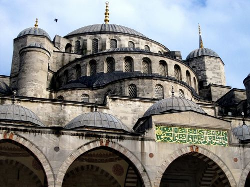 mosque turkey istanbul