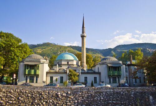 mosque islam sarajevo