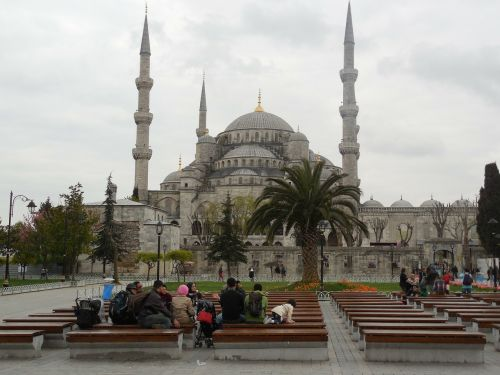 mosque istanbul architecture