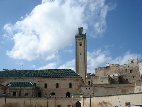 mosque islamic morocco