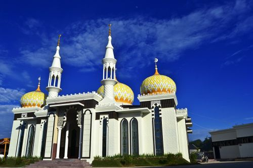 mosque city mosque architecture
