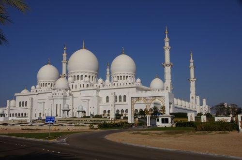 mosque uae sanctuary