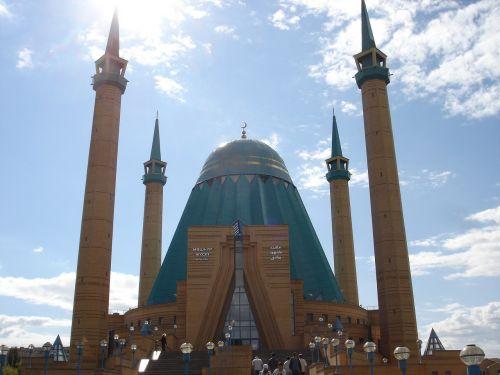 mosque azerbaijan islam