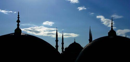mosque sultanahmet istanbul