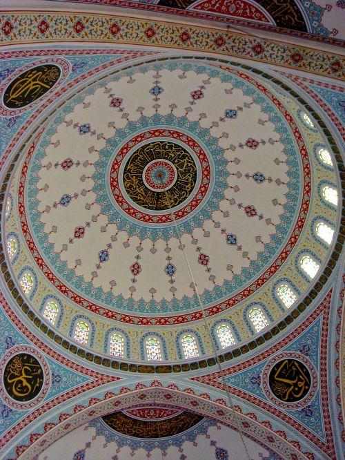 mečetė,kupolas,architektūra,Islamas