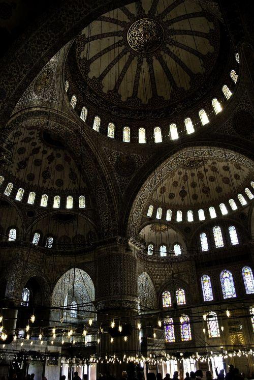 mosque istanbul sofia