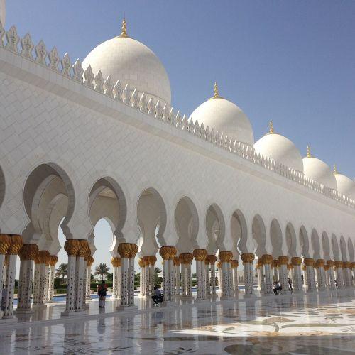 mosque uae islam