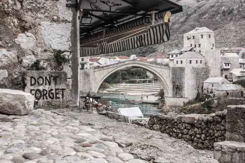 mostar bridge travel