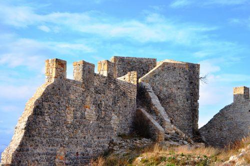 mostar castle kosaca bosnia and herzegovina