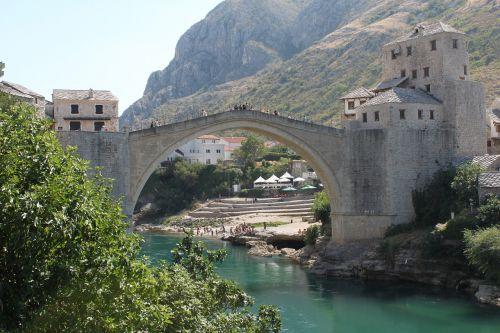 mostar herzegovina bosnia