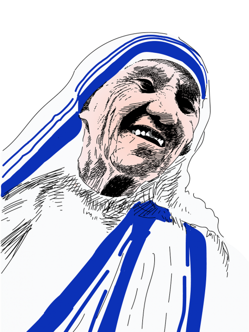 mother mother teresa non