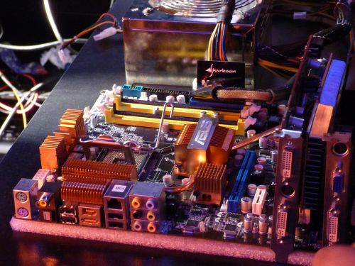 motherboard mobo usb