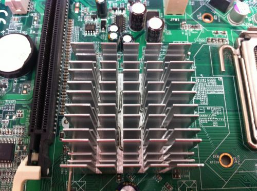 motherboard heat sink computer