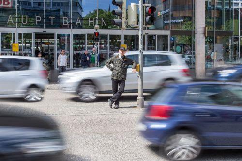 motion blur autos movement