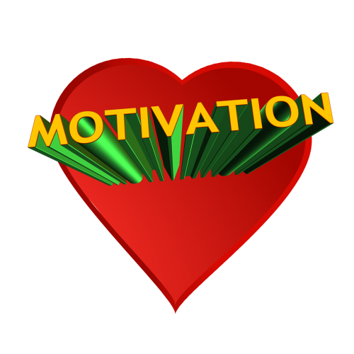 motivation heart suggestion