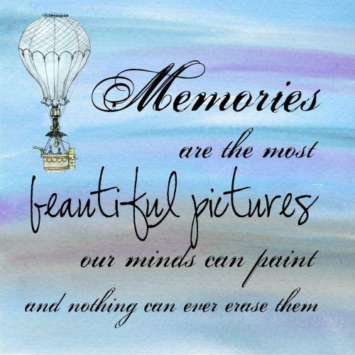 motivational poster memories