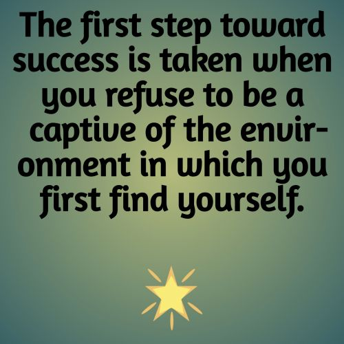 Motivational Quote On Success