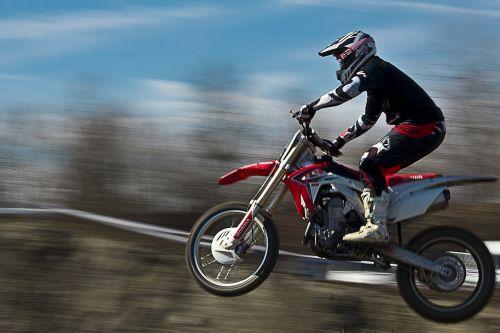 moto motocros sport