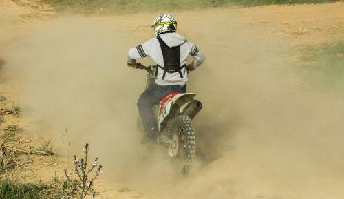 moto cross sport bike
