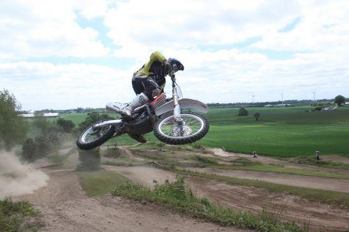 moto cross motorbike sports