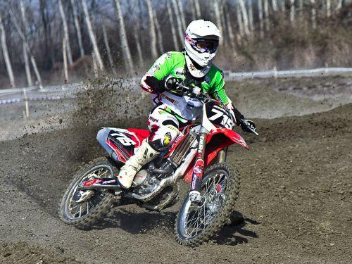 motocros moto sport