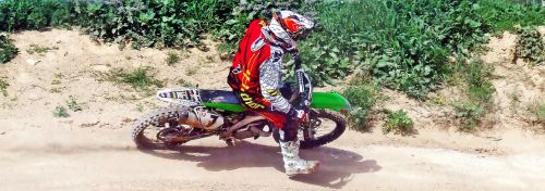 motocross motorcycle race