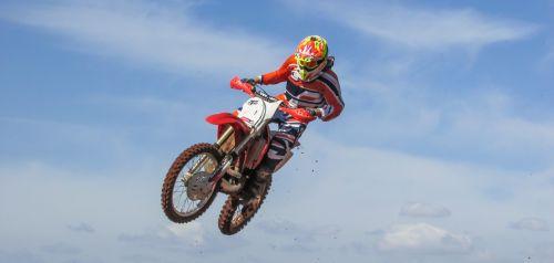 motocross sport extreme